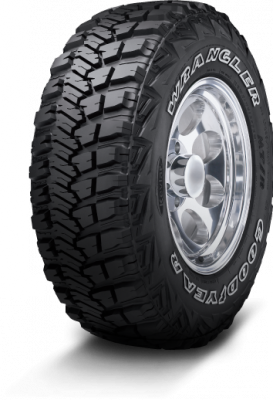 Wrangler MT/R with Kevlar Tires
